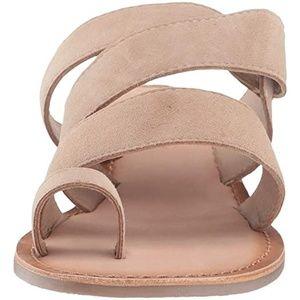 "BNWT Matisse Suede ""Good Time"" Flat Sandal"